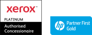 Xerox Platinum Concessionaire and HP Gold Partner First Specialist