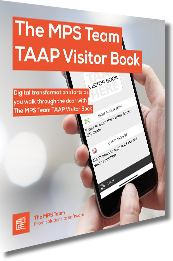 TAAP Visitor Book Content Hub Icon